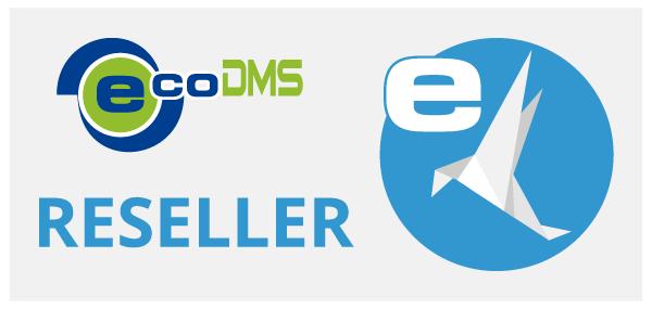 ecoDMS Reseller Logo